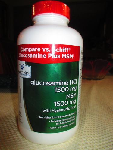 Glucosana Hci 1500 Mg Msm 1500 Mg Con Ácido Hialurónico