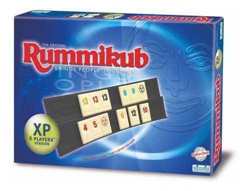 Juego De Mesa Rummikub Xp 6 Jugadores Nuevo Sellado