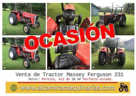 Oferta de tractor japonés usado