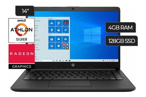 Laptop Hp 14-dk1003dx Amd Athlon Silver 128gb 4gb