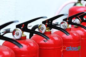 Recarga de Extintores en Ancon Santa Rosa