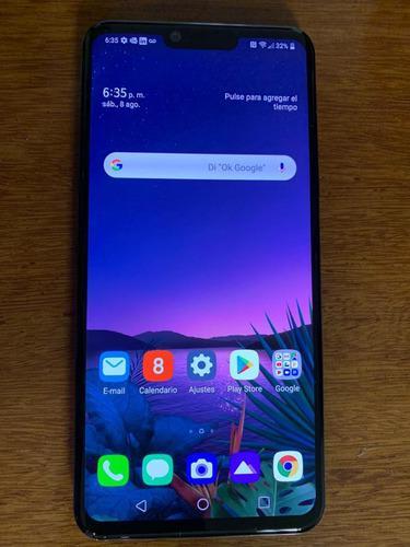LG G8 Thinq 128gb 4g Lte, Oled 2.8 Hz