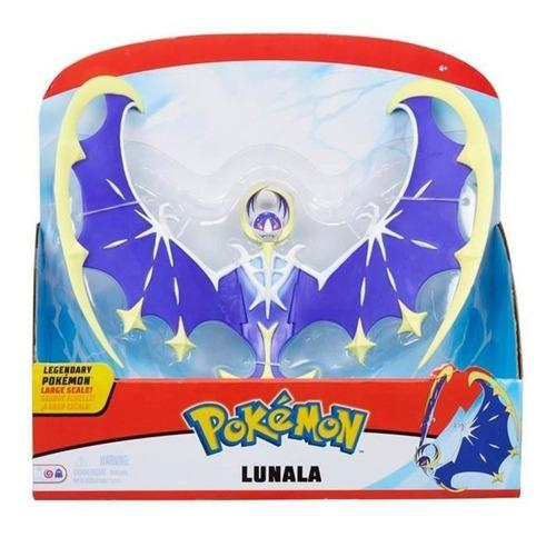Lunala Pokemon Sol Y Luna