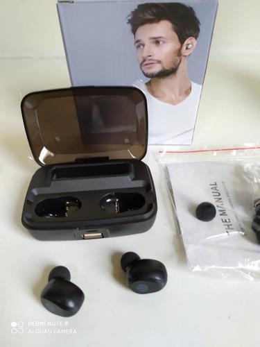 Audífonos Inalámbricos Bluetooth V5.0 F9-3 Tws Ipx7