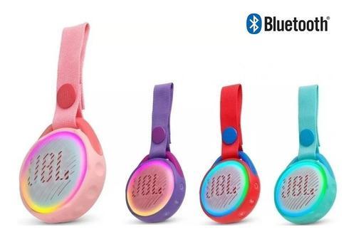 Parlante Jbl Bluetooth Jr Pop Recargable 5 Horas Aguatico