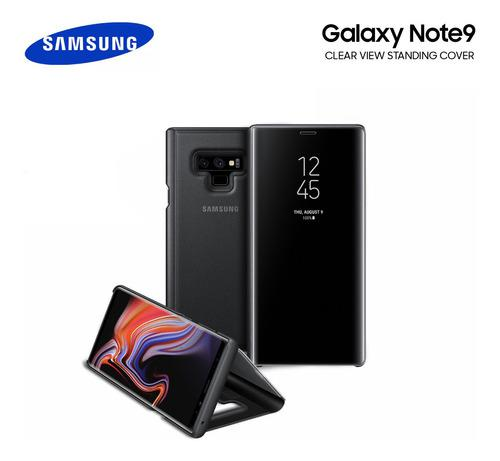Flip Case Clear View Cover Galaxy Note 9 S-view En Stock!!