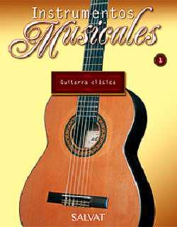 Instrumentos Musicales en Miniatura - GUITARRA ESPAÑOLA y