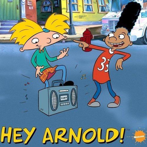 Oye Arnold En Español Latino