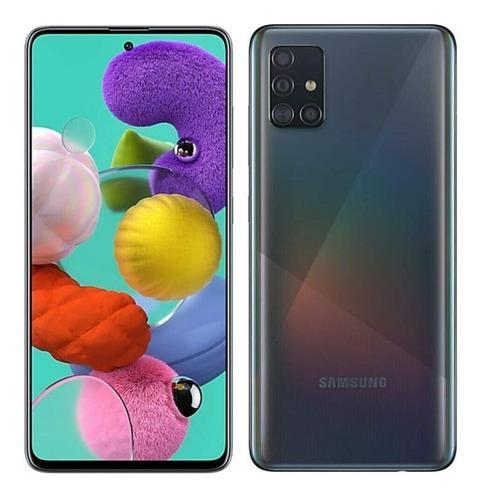 Samsung Galaxy A51 128gb 4gb Ram Sellado Dual Sim Inmediato