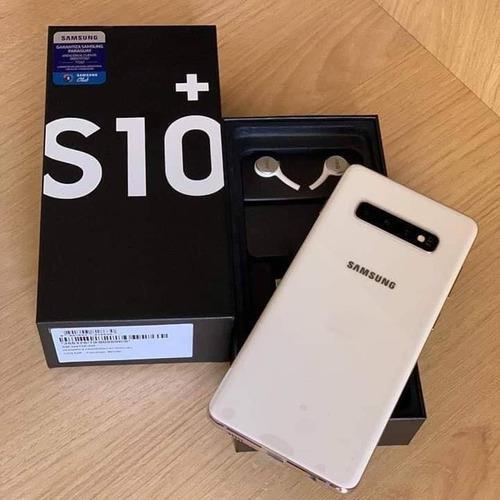 Samsung Galaxy S10 Plus 128gb 8gb Libre De Fabrica Sellados