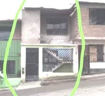 Pamplona alta remato mi 50% de ac. y derechos casa 2 pisos