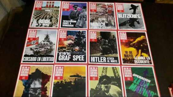 Revistas asi fue la segunda guerra mundial,coleccion