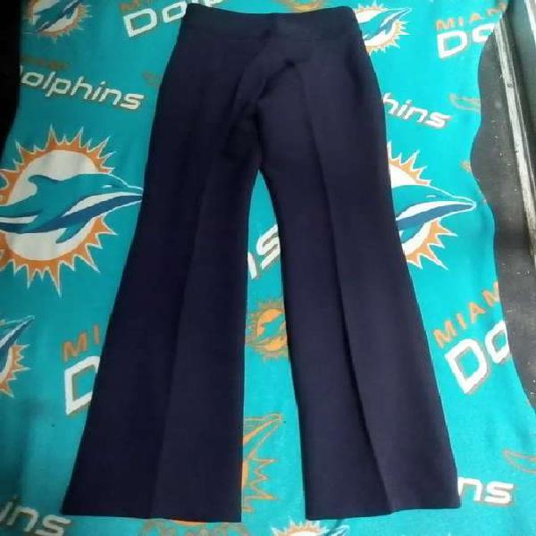 Pantalón de Vestir para Mujer 28 Azul