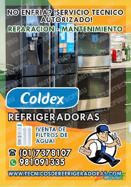 A Domicilio>Técnicos de LAVADORAS COLDEX –017378107 en