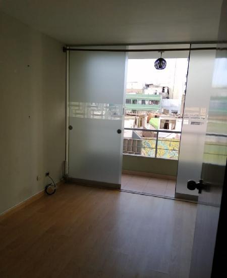 Alquilo habitación en departamento Pueblo Libre (solo