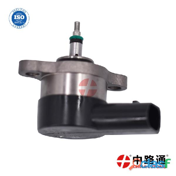 Válvula reguladora de presión de bomba de combustible
