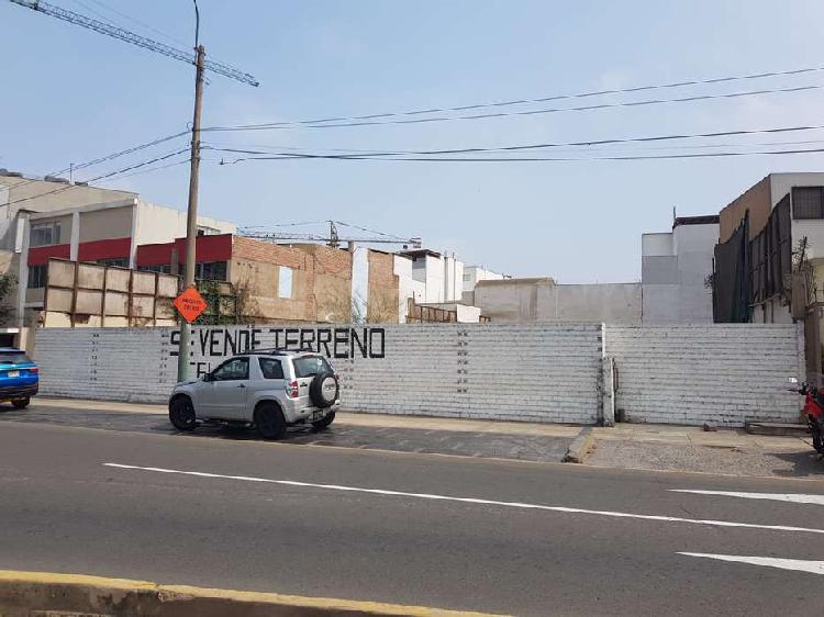 Venta de terreno en Urbanización Chacarilla del estanque ?