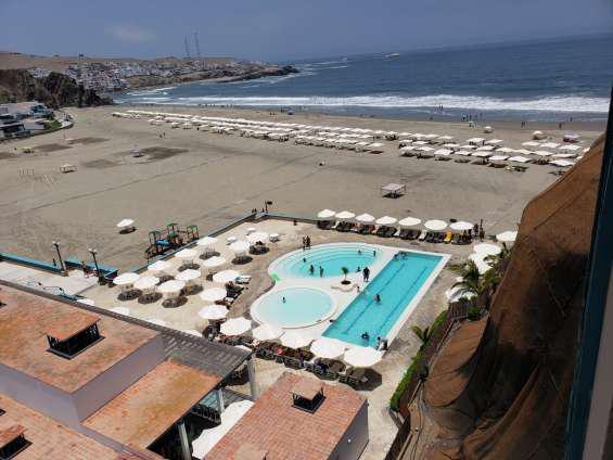 Vendo terrenos en condominio playa lomas del mar