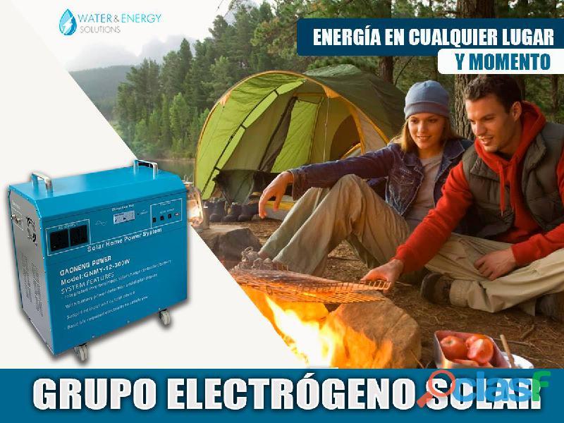 EQUIPOS DE ENERGIA SOLAR BASICO