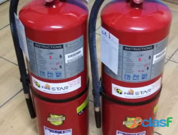 Alquiler de Extintores en Lima Firestar