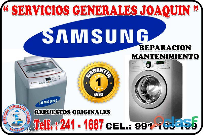 Soluciones técnicas en refrigeración, lavadoras, secadoras