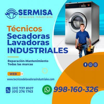 Técnicos de SECADORAS INDUSTRIALES - Lurín