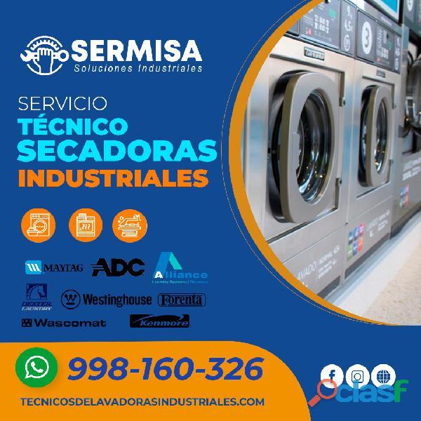 SPEED QUEN Técnicos de LAVADORAS INDUSTRIALES >7378107 en