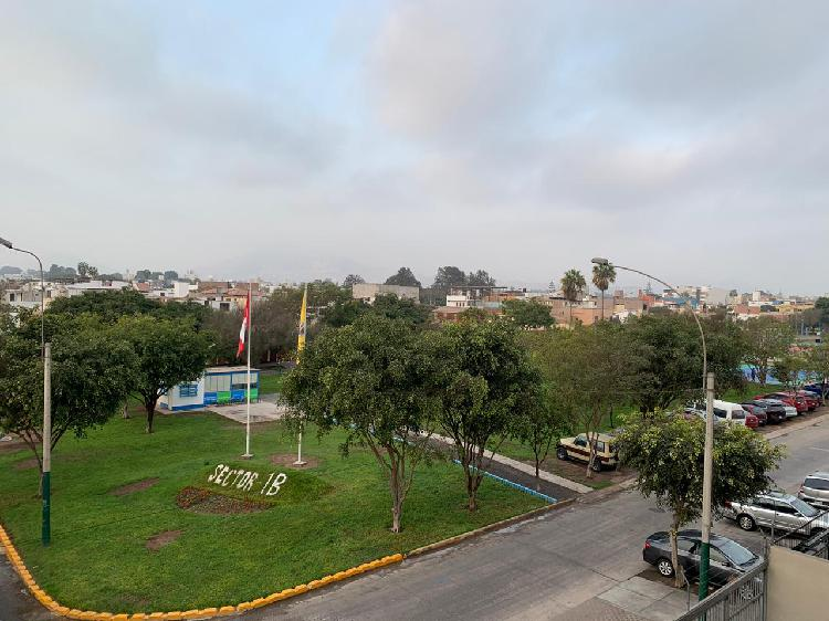 OCASION, VENDO HERMOSO DEPARTAMENTO CON VISTA A PARQUE EN