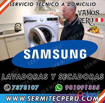 Soluciones Samsung>7378107>Lavadoras y Secadoras En Puente