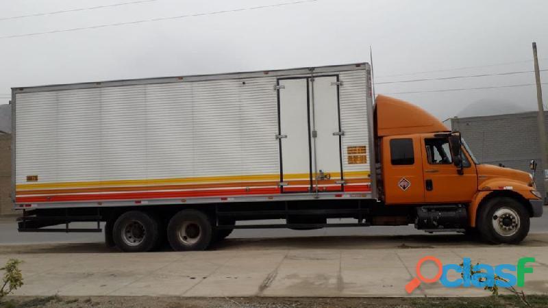 Transporte de carga Lima Piura, Tumbes