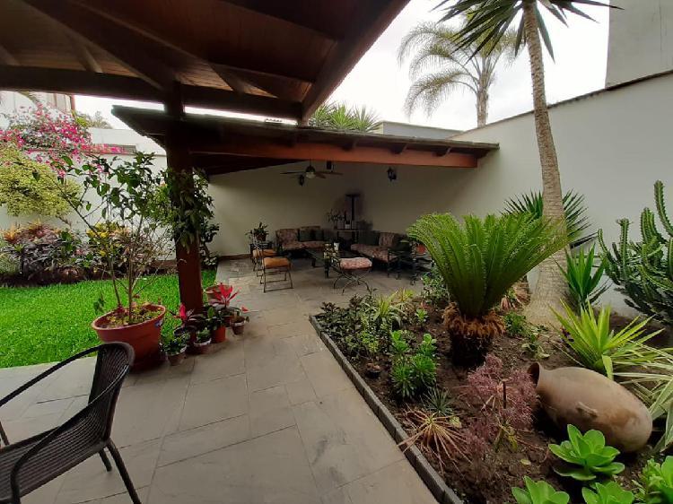 Hermosa Casa en zona céntrica en Surco ID 169864