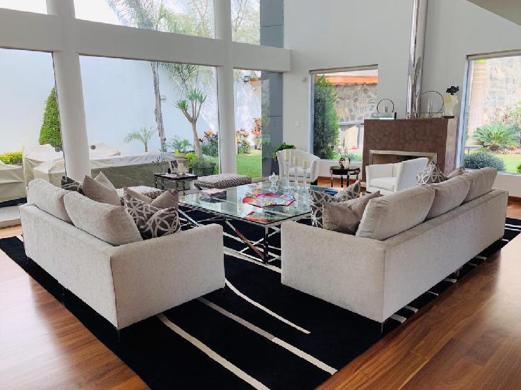 Imponente, lujosa y hermosa casa en La Planicie